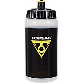 Topeak Topeak Bottle Drink Bottle 500ml black/transparent